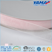Wholesale custom 5/4 inch silk organza ribbon for graduation