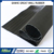 black 3-8mm thickness Broad/Wide ribbed rubber sheet roll