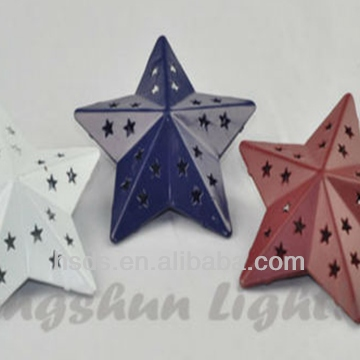 Best seller holiday decoration Colour Stars led lights