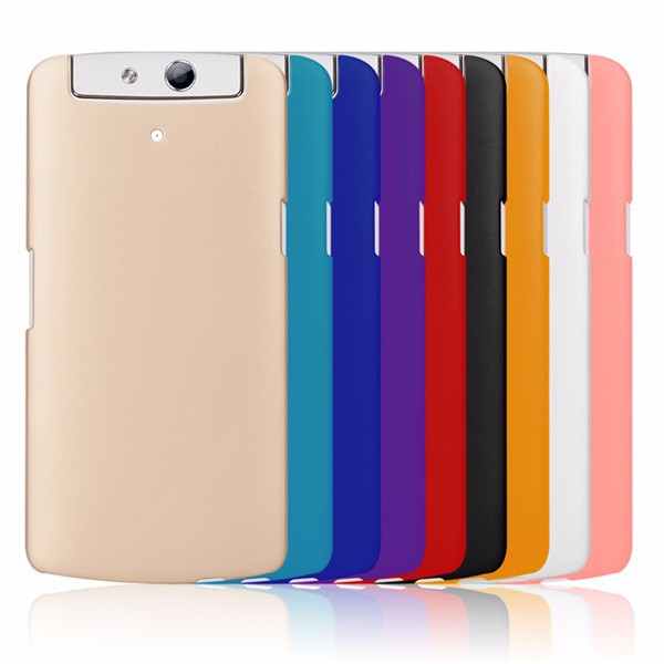 Hot selling oem mobile phone cover case for OPPO N1 Mini, Wholesales hard PC Mobile phone shell for OPPO N1 Mini
