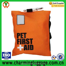 2017 China supplier custom logo wholesale pet first aid kit