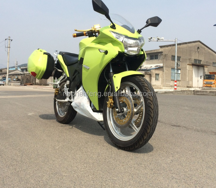 2016 new big power 5000W electric motorcycle/ bike/ with Lifepo4 battery