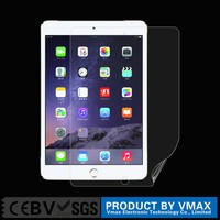 Guangzhou factory custom screen protector for ipad mini 3 screen guard