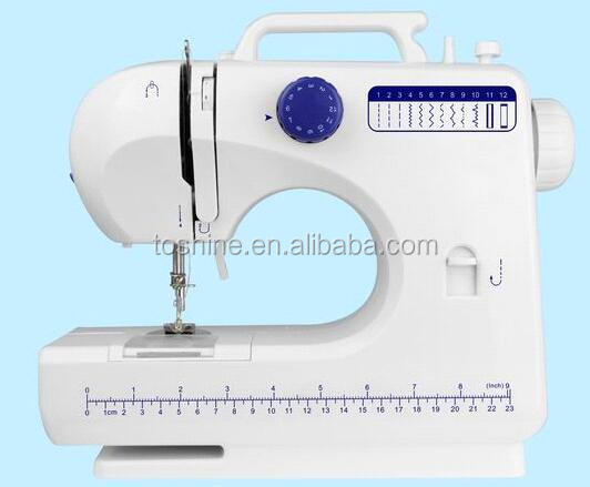 hot selling Multi-function Overlock mini sewing machine