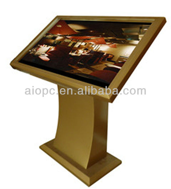 22 inch All in One IR Touchscreen Self-service Kiosk