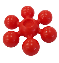 Novelty grape cluster shape building blocks toys/Connecting Grape blocks/12CM 20PCS Grape Blocks for Kids/Educational Toys
