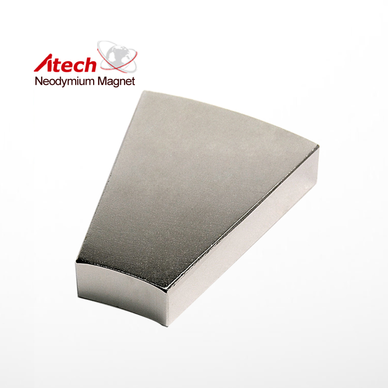 Sintered Neodymium Flywheel Magnet