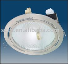 recessed Halogen or led Downlight SDH202S/L with R7S lampholder for indoor lighting