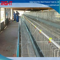 quality products chicken layer cage for chicken poultry farming