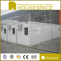 Cost Effective Solid Prefab 53 Foot Steel Container with Equipment