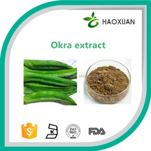 Natural okra powder for sale