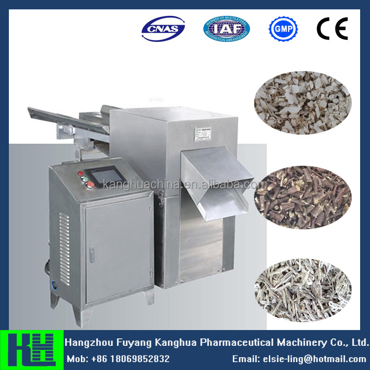 Numerical control industrial grass chopper machine for animals feed