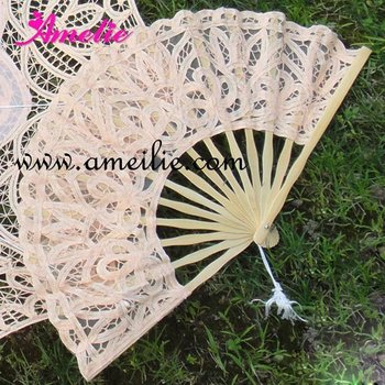 Wedding decorations lace spanish fan buy wedding for Where can i buy wedding decorations