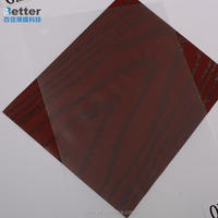 Decorated printed rigid film for blister pack film pvc