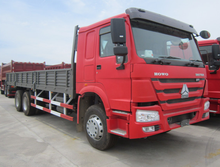 High Quality !SINOTRUK HOWO 6X4 25Ton Cargo Truck For Sale