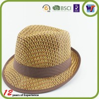 NEW Mexican Wide Brim Straw male cowboy straw hats