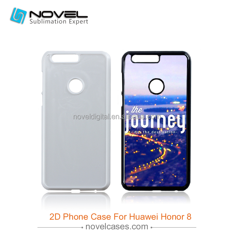 Diy Sublimation Phone Cover For Huawei Honor8,2D PC Case