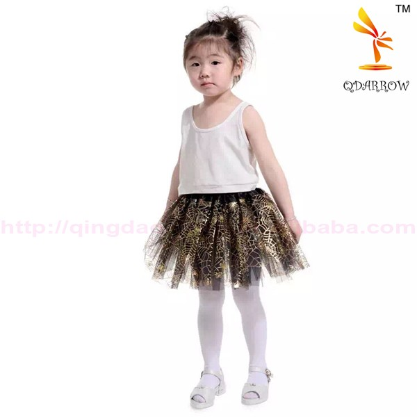 Fancy Baby Puffy Tulle Tutu Skirt For Girls