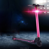 Hot sale The World's Lightest Carbon Fiber Foldable Electric Scooter jack hot Scooter