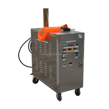 China top sale CE 20bar mobile LPG steam equipment for car wash