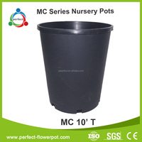 MC 10,15 Gallon Pot - Plastic Nursery Pots - Garden Pots
