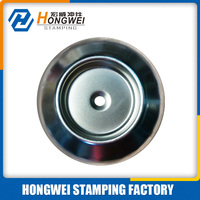 stainless steel 201 304 sink strainer Decorative cover for bathroom