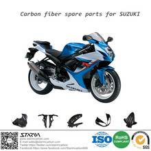 Carbon fiber motorcycle Front Fairing for SUZUKI all series