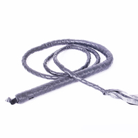 160cm Manual Long Leather Whip/Horsewhip Se slave role playing game For Couple Flirt fetish Toys