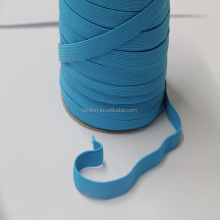 Colorful elastic band for protective face mask