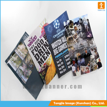 Wholesale sticker poster printing, advertising decal poster