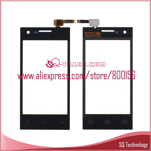 for Philips S309 Touch Screen Digitizer black Alibaba in Spanish