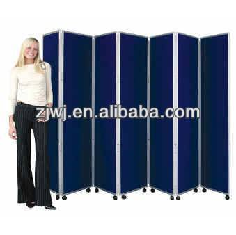 China supplier folding doors room divider