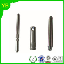 ISO TS 16949 certified precision balance threaded shaft for Car Parts