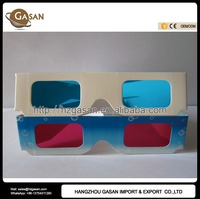 Paper Decode 3d Glasses For Promotion