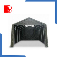 china factory price PVC coated tarpaulin pe tarpaulin with uv treated mobile car tent cover