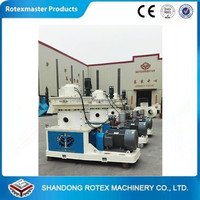 Alloy steel material wood pellet machine on hot sale