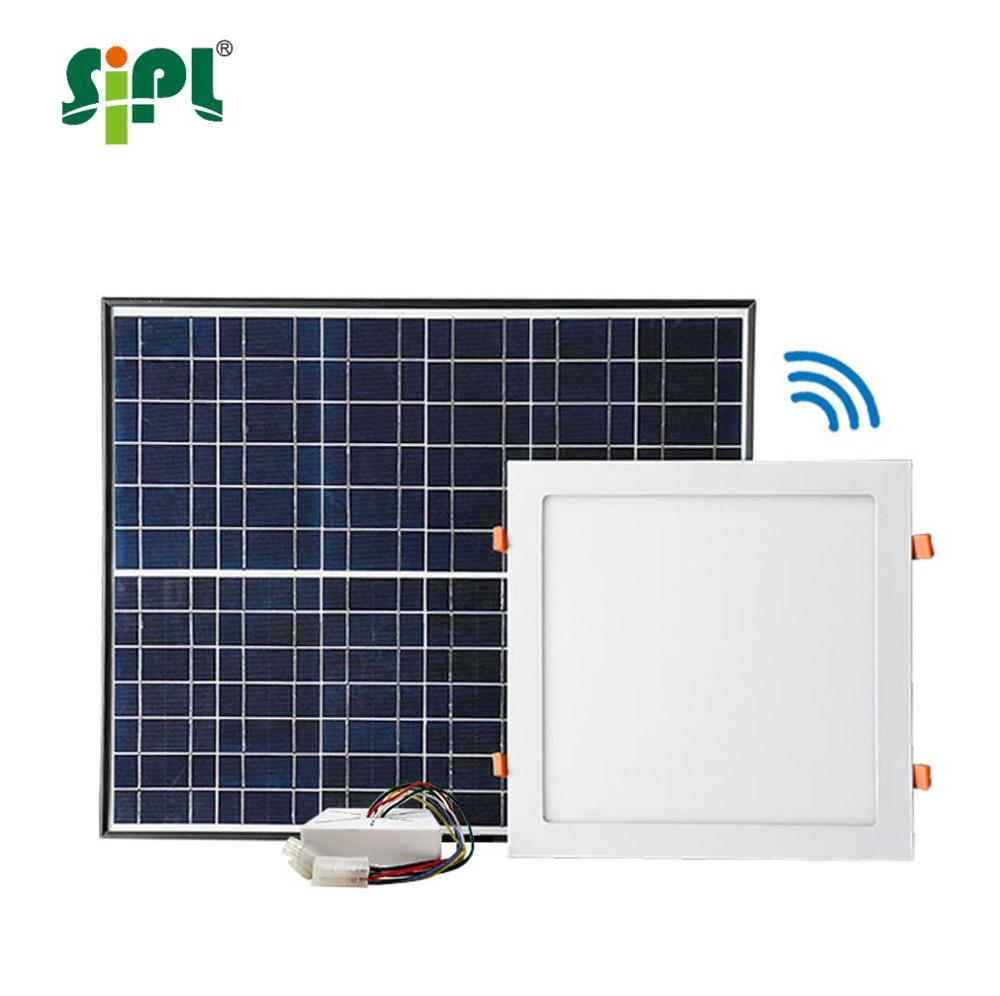 Sun Light Tubeless Skylight 30W <strong>Solar</strong> Powered 300mm Square LED Panel Natural Indoor Lighting Smart <strong>Solar</strong> Skylight