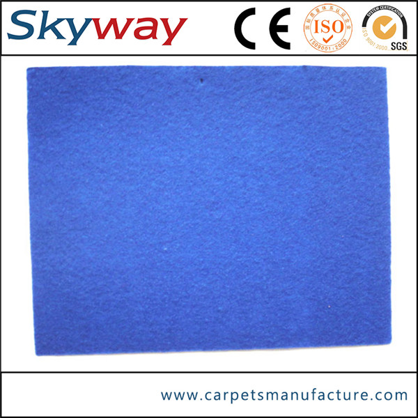 100%polyester exhibition carpet coating latex for hall