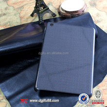 China New Tablet Cases Genuine Luxury Carbon Fiber Back Cover for iPad mini 3,for iPad mini 3 tablet carbon fiber case