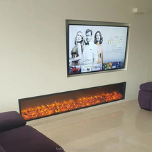 electric fireplace no heat
