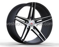 Vesteon hot selling 16-20inch aftermarket alloy aluminum wheel