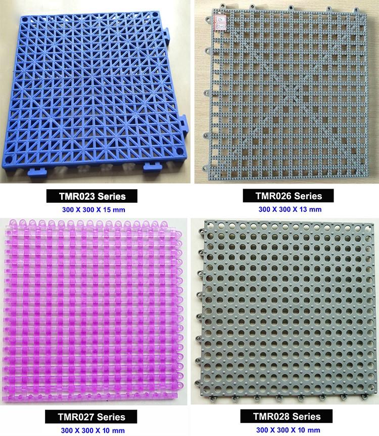 모듈 형 PVC 플라스틱 배수 바닥 매트-플라스틱 바닥재 -상품 ID ...
