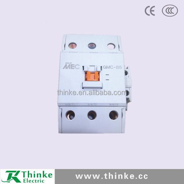 GMC-85 / GMC 85 85A 25KW AC Magnetic Contactor