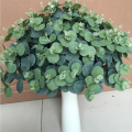 Artificial eucalyptus leaves artificial flower china home wall decoration