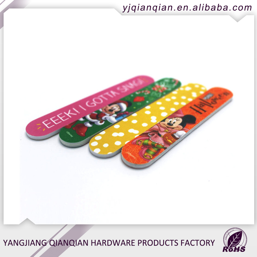 High quality Double Side Manicure Tool bulk nail file
