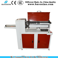 Multifunctional paper tube core cutting machine with low price