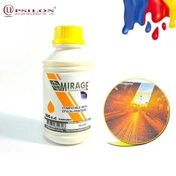 Perform Well Refill Dye Printer Ink Colors For 500Ml Bottle