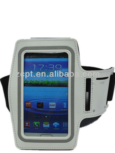 3D Samsung Galaxy S3 Smartphone Pouch Case