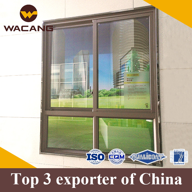 Customized sliding extrusion aluminum glass door and window frame