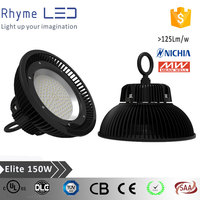 competitive price zigbee daylight sensor industrial ufo led high bay light